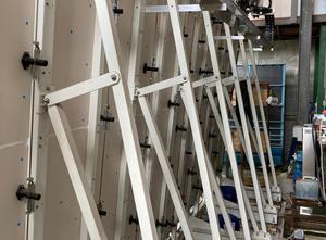 Řezací stroj / Bruska na hrany skla  PUTSCH-MENICONI  SVP 1080