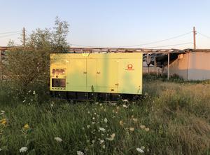 Macchina per l'energia Pramac Gsw440m