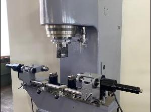 Eteil RP100 Straightening machine