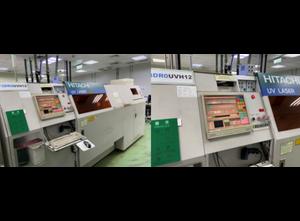 Hitachi LU-4G212E PCB machine