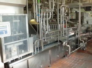 Plnící stroj - potravinářský průmysl Hamba BK 6004 UV-C