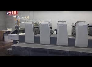 Ofsetový stroj pětibarevný Komori Spica 529