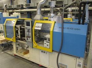 Demag Ergotech Ergotech System 100 Injection moulding machine