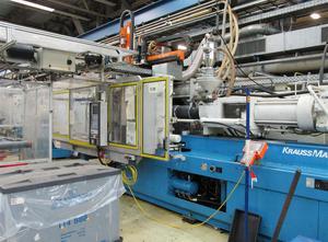 Krauss Maffei 350-1900 C2 Injection moulding machine