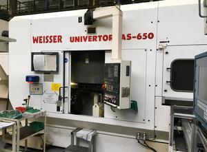 Weisser Univertor AS-650 CNC cnc lathe