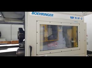Boehringer 16M4 cnc lathe