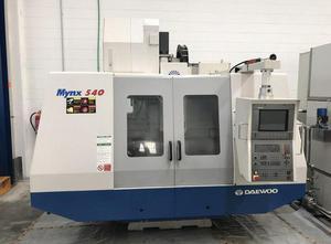Daewoo MYNX 540 Bearbeitungszentrum Vertikal