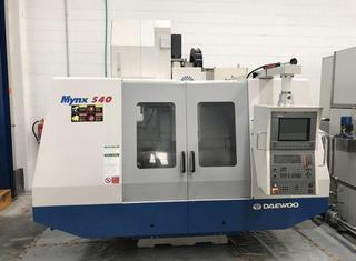 Daewoo MYNX 540 P210810008