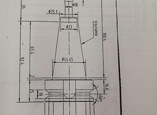 MIND DART VMC 1100 A P210810010