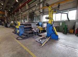 HAEUSLER VRM HY 3100 - 188 Plate rolling machine - 4 rolls