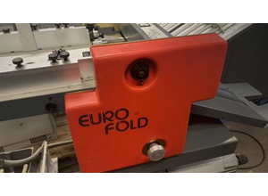 Multigraf Eurofold 235-121 folding machine
