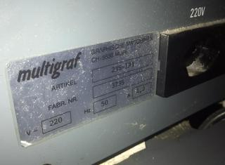 Multigraf Eurofold 235-121 P210812028
