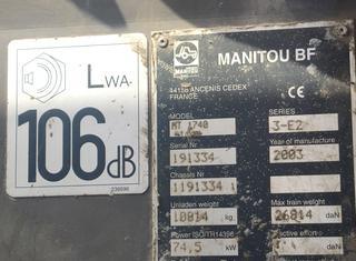 MANITOU MT 1740 P210812042