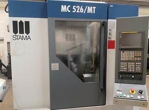 Tornio cnc STAMA MC 526/MT
