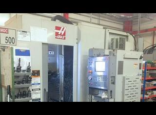 HAAS MDC-500 TWIN P210813025
