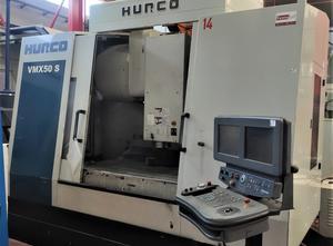 Centro di lavoro orizzontale Hurco VMX50