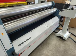 Silindir büküm makinası DURMA HRB-4 2013