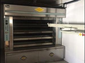Saturnino De La Oliva - Rotary oven