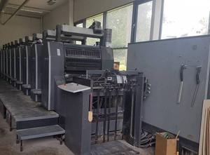 Ofsetový stroj Heidelberg SM 74-10 P H