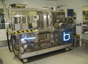 Uhlmann B1260 Blister machine