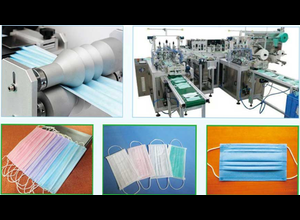 Unità completa Zhonghai Mask Technology Company Automat