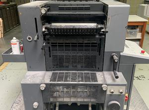 Heidelberg  PM QM 46-2 Offsetdruckmaschine 2 Farben