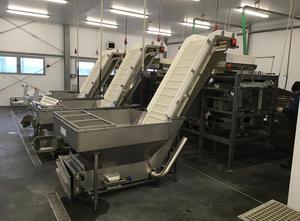 Potravinářský stroj Peruza/Arenco Pelagic fish processing line