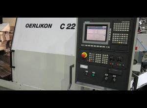 odvalovací fréza na ozubení Oerlikon C22