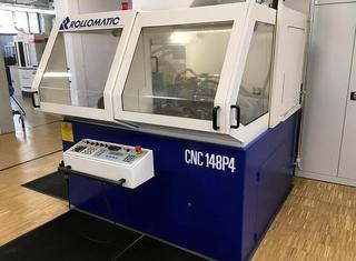 Rollomatic CNC 148 P4 P210818057