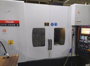 Mazak VTC 300C II Bearbeitungszentrum Vertikal