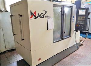 Centro de mecanizado vertical Fadal VMC 2216 FX