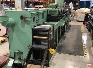 Rotopress 3510 Label printing machine