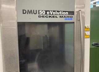 DECKEL MAHO DMU 50 evolution P210819045