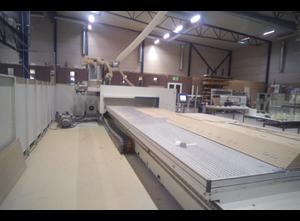 Centrum obróbcze CNC do drewna SCM Accord 40 FX