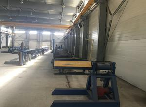 Tvářecí stroj Stalcon Rolling mill