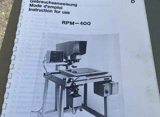 Projectina RPM 400 P210823009