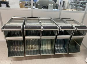Macchina di fabricazione ed assemblaggio di circuiti stampati EUROPLACER GEN 1