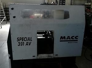 Sega a nastro per metallo usata MACC 391 AV