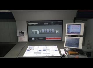 Komori GL540+LV (Hybrid) HUV P210825015