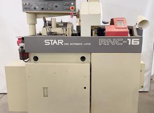 Automat tokarski wzdłużny Star RNC 16