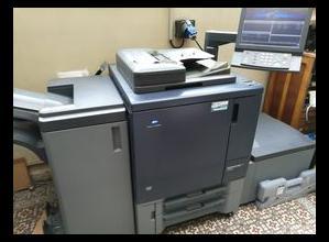 Prensa digital Konica Minolta business hub pro C1060L