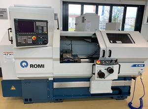 Tokarka CNC Romi C 420