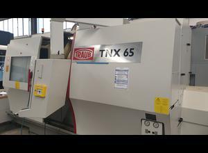 Tokarka CNC Traub TNX 65