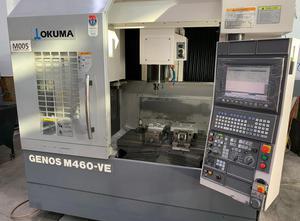 Centro de mecanizado vertical Okuma Genos M460-VE