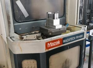 Centrum obróbcze z wymianą palet Mazak FH 4800