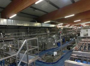 KRONES, Ferrum 14.000 - 24.000 cph Вино, пиво или алкоголь делательная машина