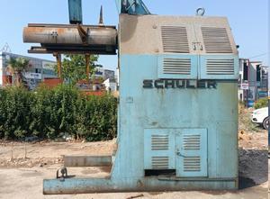 Kompletní odvíjecí zařízení Schuler 0.63-2.50x1500 mm