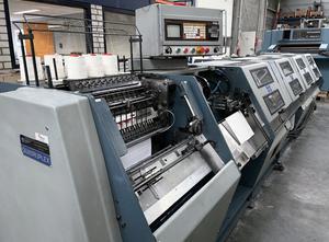 Meccanotecnica Quadruplex Проволокошвейная машина
