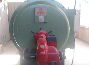 ATTSU RL1750 Kessel