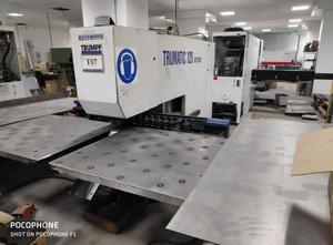 Punzonatrice CNC Trumpf 120R